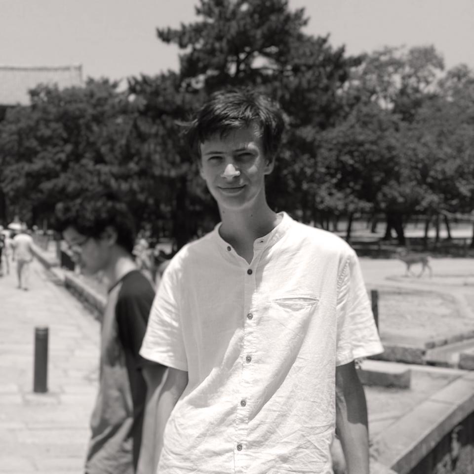 Nicolas Robichon, 16 ans
