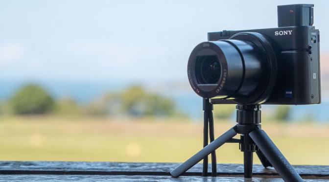 Travel Video Dengan Kamera Saku RX100 IV
