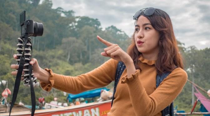 Menemani Debby Permata Membuat Vlog ke Banyuwangi