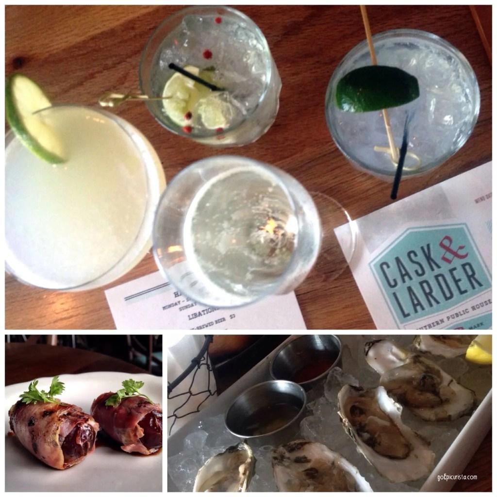 Cask & Larder Happy Hour Orlando Events GO www.goepicurista.com
