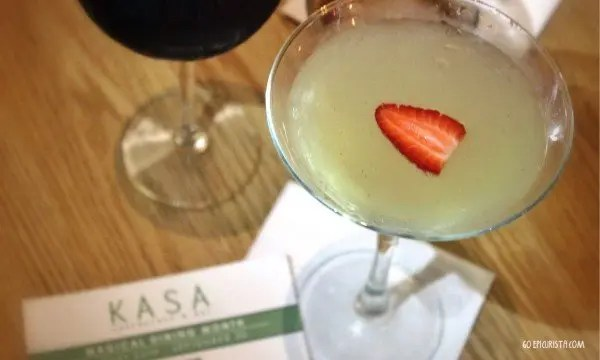 Kasa Restaurant Magical Dining Menu Review with www.goepicurista.com, great cocktails in downtown Orlando