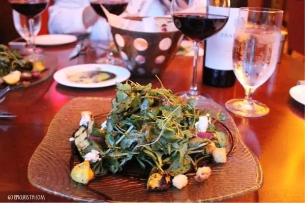 Napa Restaurant Orlando review with www.goepicurista.com