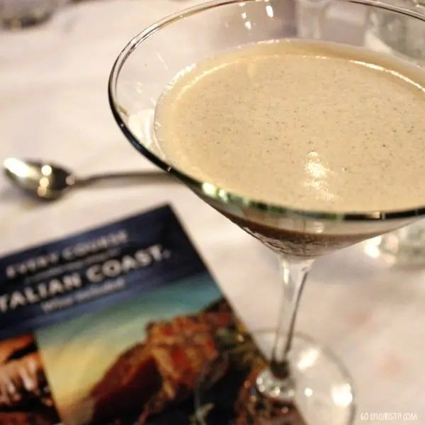Easy Entertaining with Mitchell's Fish Market Espresso Martini Recipe with www.goepicurista.com