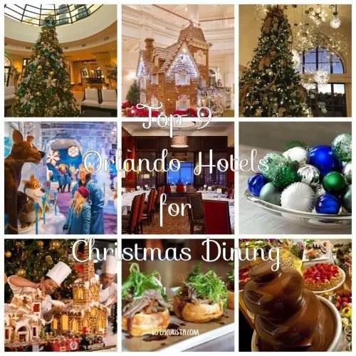 Christmas Buffets Orlando 2020 Top 9 Orlando Hotels for Christmas Dining   Go Epicurista