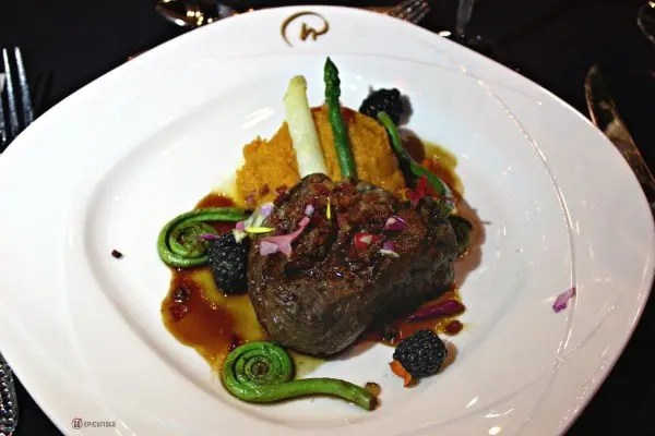 Travel Through Food with Everglades Wine Dinner and www.goepicurista.com