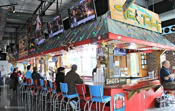 Tin Roof Orlando review with www.goepicurista.com