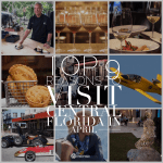 Foodie Events part of Top 9 Reasons to Visit Central Florida in April