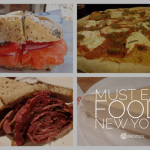 Must Eat Food of New York with www.GoEpicurista.com
