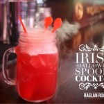 Irish Halloween Spooky Cocktail at Raglan Road