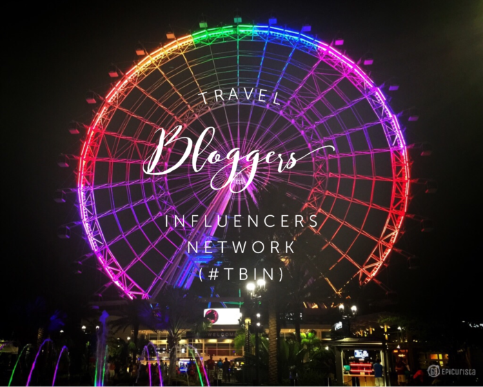 Travel Bloggers Influencers Network TBIN