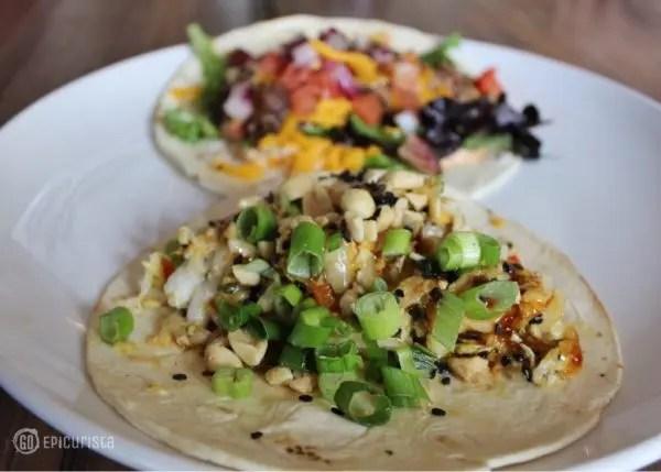 Inventive Tacos in Orlando Mills 50 Taco Crawl with GoEpicurista.com