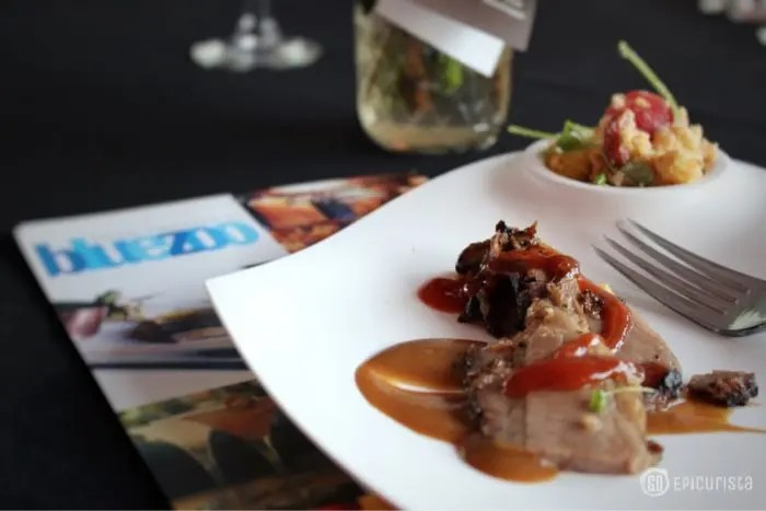 Orlando Culinary Favorites at Cows 'n Cabs charity event with www.goepicurista.com