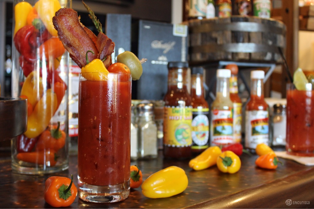 Best Bloody Mary in Orlando with GoEpicurista.com