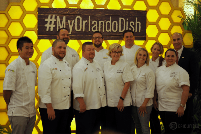 Sweet Buzz About Orlando Signature Dish - Visit Orlando Competition to select Orlando Signature Dish is happening now! via GoEpicurista.com