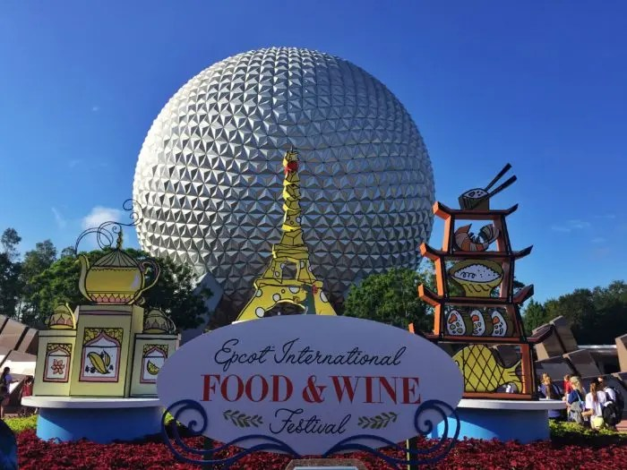 Epcot 22nd International Food and Wine Festival with GoEpicurista.com