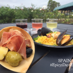 Epic 35 Days of Epcot: Spain Must Eat and Drink