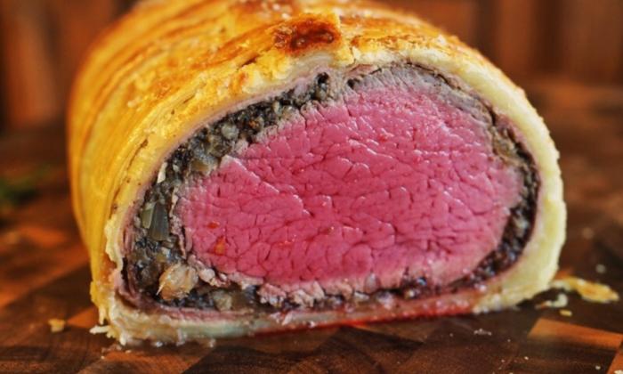 Epic Beef Wellington #Beefsgiving