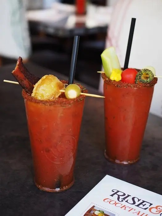 Best Weekend Brunches and Bloody Mary in Orlando with GoEpicurista.com