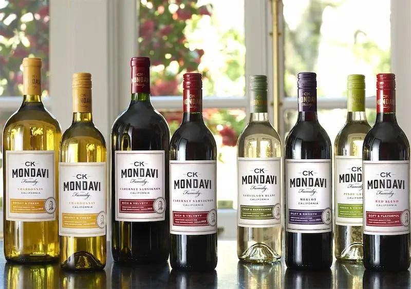 CK Mondavi & Family Wines Spring Release 2019