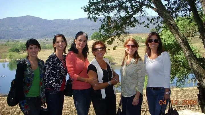 Napa Valley Girls Trip
