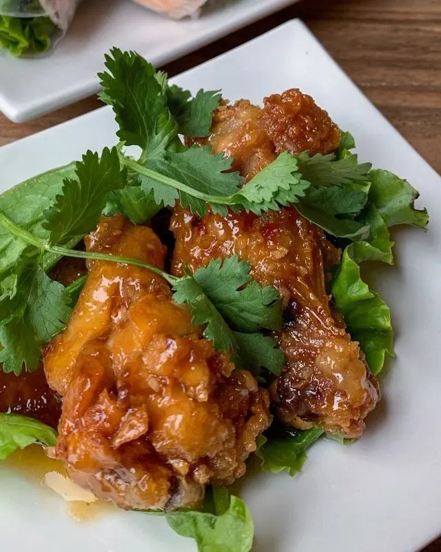 Must Eat Chicken Wings from Coast to Coast, Orlando Florida to Portland Oregon List features Pho.com in Gresham Oregon Wings