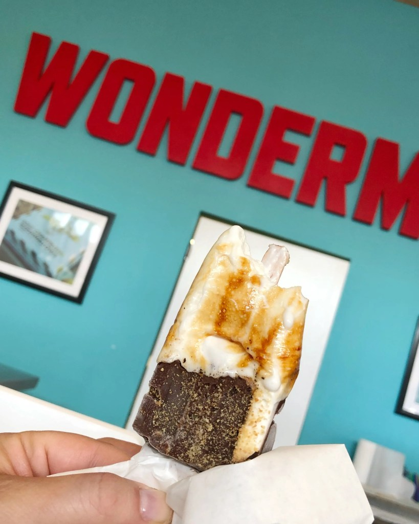 Smorescicle at Wondermade in Downtown Sanford, named one of the Best S'mores in Orlando by GoEpicurista.com