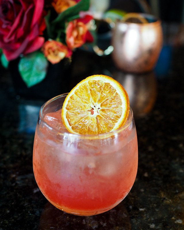 Craft Mocktails recipes from Tapa Toro Orlando