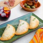 Easy Beef Empanada Recipe from Cafe Tu Tu Tango using pantry staples for a fun Spanish Night at Home