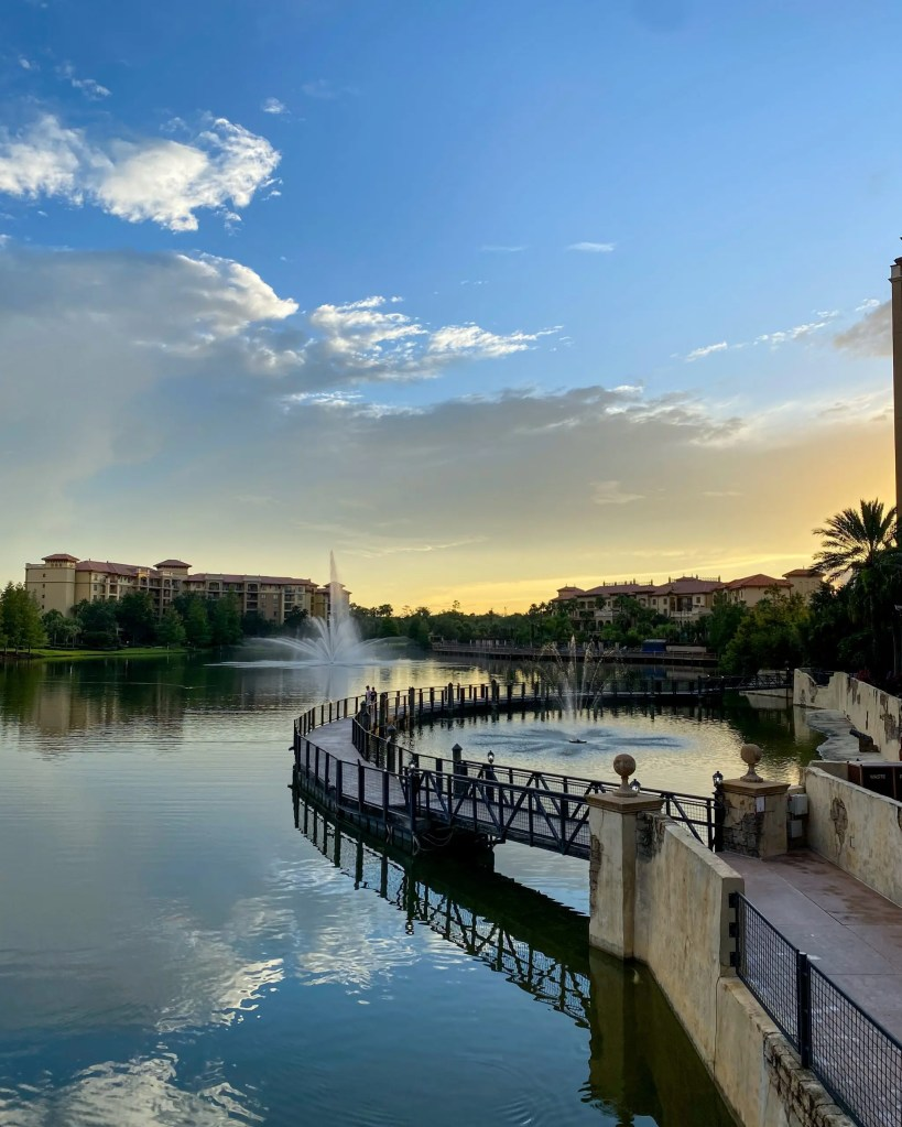 The Wildlife. 29 Socially Distanced Fun Things To Do on Vacation at Wyndham Grand Orlando Resort Bonnet Creek