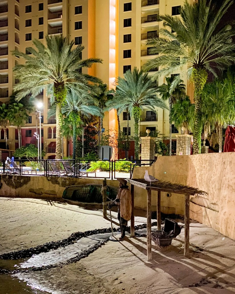 Pirates. 29 Socially Distanced Fun Things To Do on Vacation at Wyndham Grand Orlando Resort Bonnet Creek