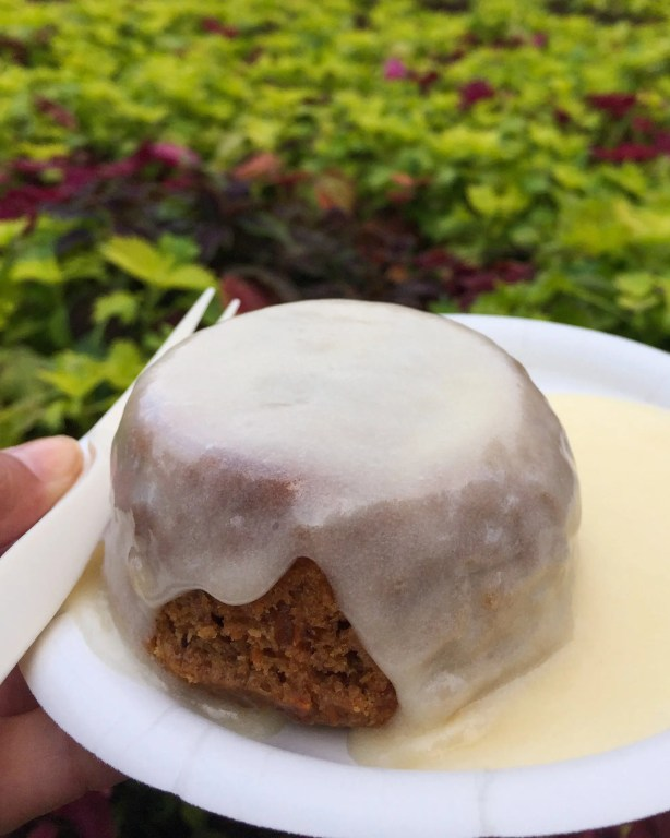 Taste of Epcot Food and Wine Festival guide Carrot Cake