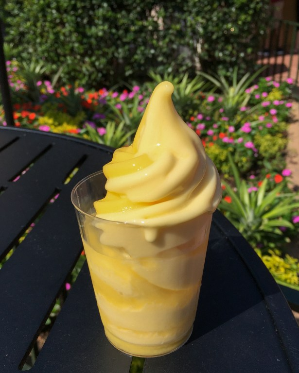 Taste of Epcot Food and Wine Festival guide DOLE Whip
