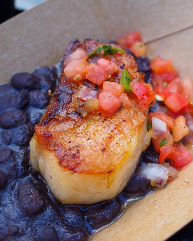 Taste of Epcot Food and Wine Festival guide Brazil Pork Belly