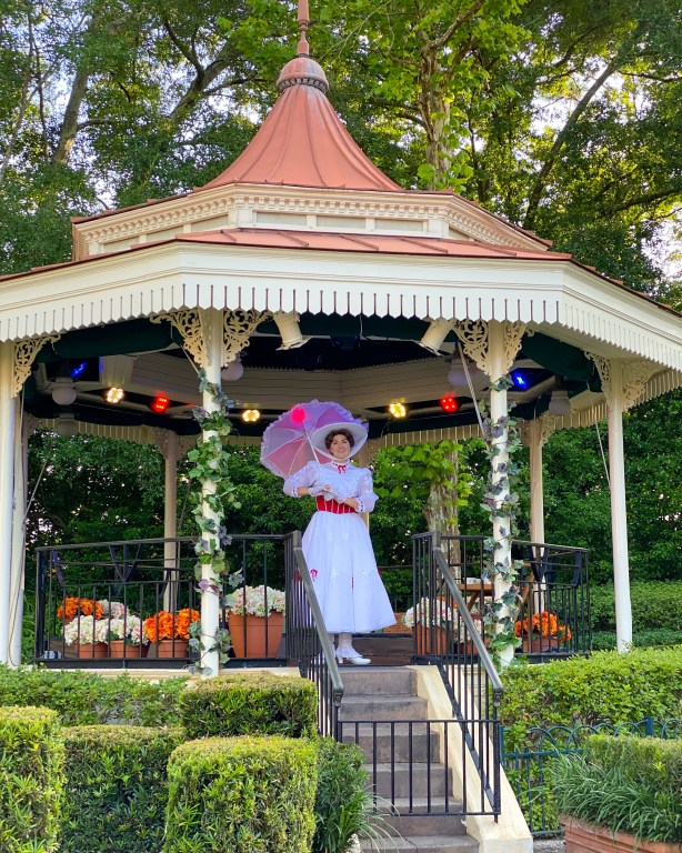 Taste of Epcot Food and Wine Festival guide Mary Poppins