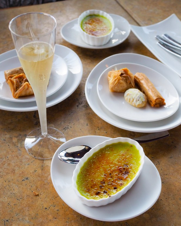 Taste of Epcot Food and Wine Festival guide Spice Road Table desserts
