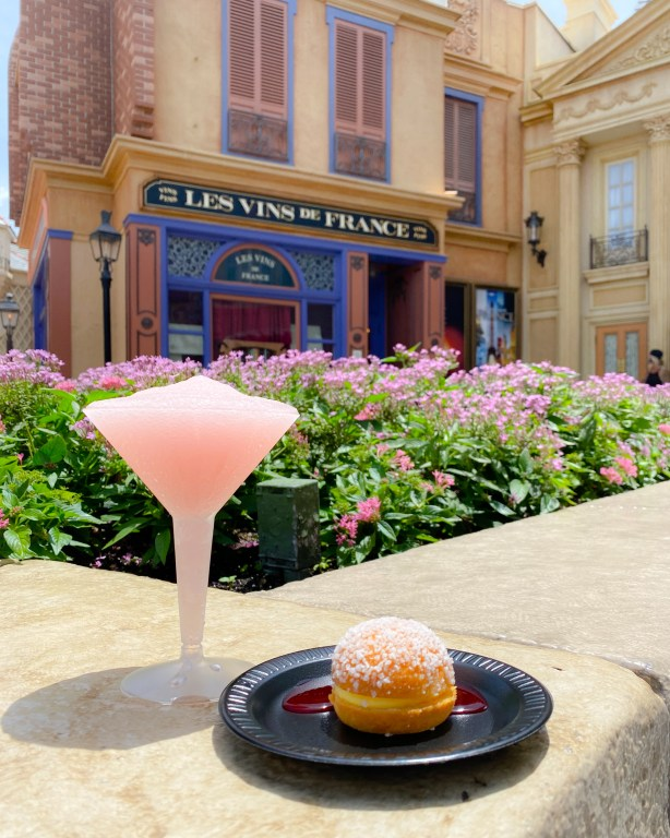 Taste of Epcot Food and Wine Festival guide France pair