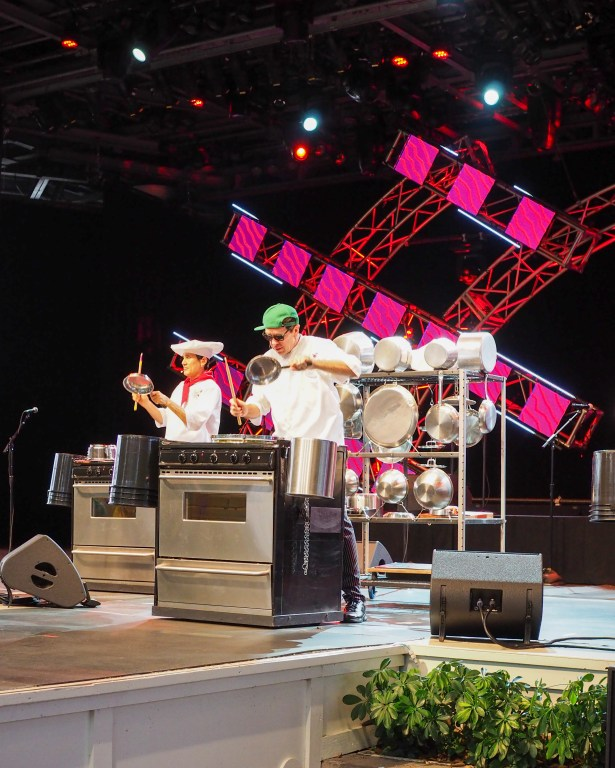 Taste of Epcot Food and Wine Festival guide Jammitors
