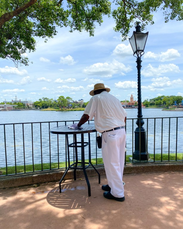 Taste of Epcot Food and Wine Festival guide safety procedures