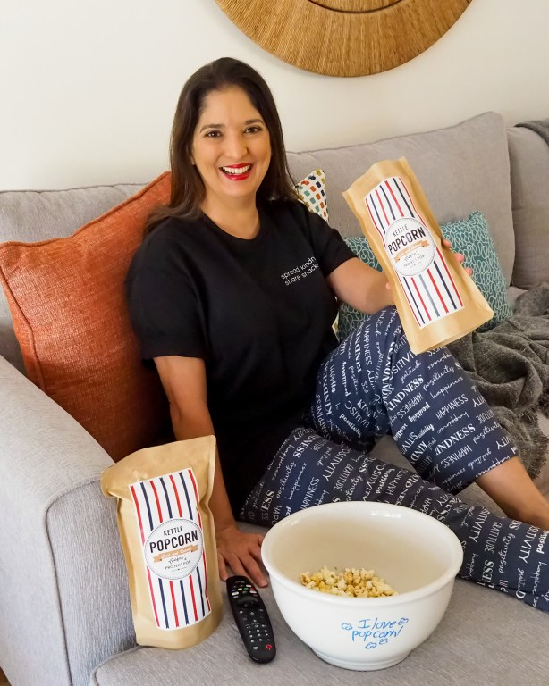 Popcorn and Inspiration with Major's Project Pop for National Popcorn Day