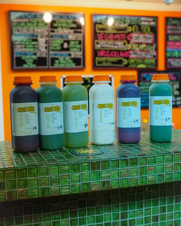 The Almond Milk District promotion features plant based and vegan options at several bars, restaurants and shops in the eclectic Orlando neighborhood. Visit The Juice Bar