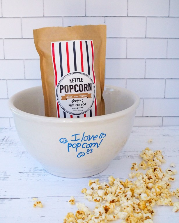 Popcorn and Inspiration with Major's Project Pop for National Popcorn Day Meet Chauniqua Major-Louis owner and Entrepreneur