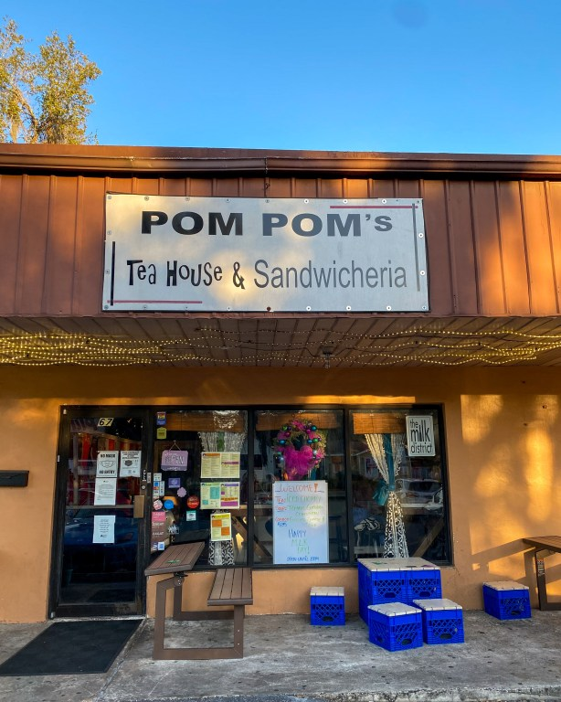 Sandwiches, Pop-Ups and Entrepreneurial Inspiration with Pom Pom's Teahouse owner Pom Moongauklang, Orlando's Sandwich Queen