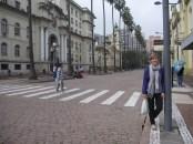 Allison in Porto Alegre, Brazil