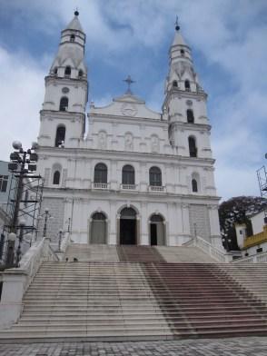 Church in Porto Alegre, Brazil