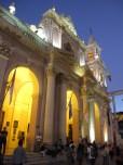 Salta Cathedral in Salta, Argentina