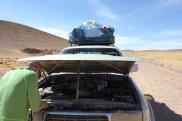 Bolivia Salt Flat Tour, Day 1