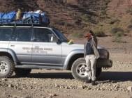 Bolivia Salt Flat Tour, Day 1 - Driver and tour guide