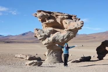 Bolivia Salt Flat Tour, Day 3 - Eve