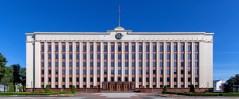 Gebäude der Präsidialverwaltung der Republik Belarus in Minsk