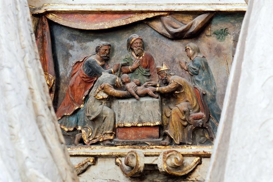 Darstellung der Beschneidung Jesu Christi